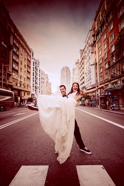 postboda madrid